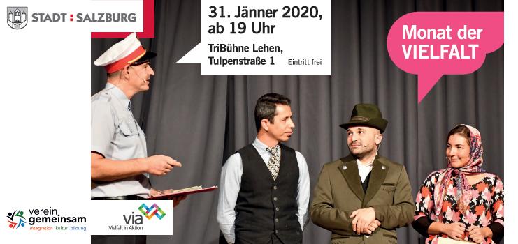 Theater: Ewige Zuwanderung-Sonsuz Göç / SALZBURG